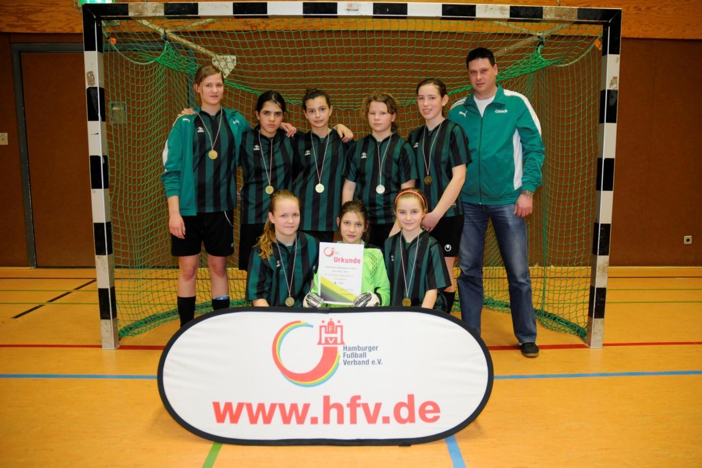 Foto der Mannschaft